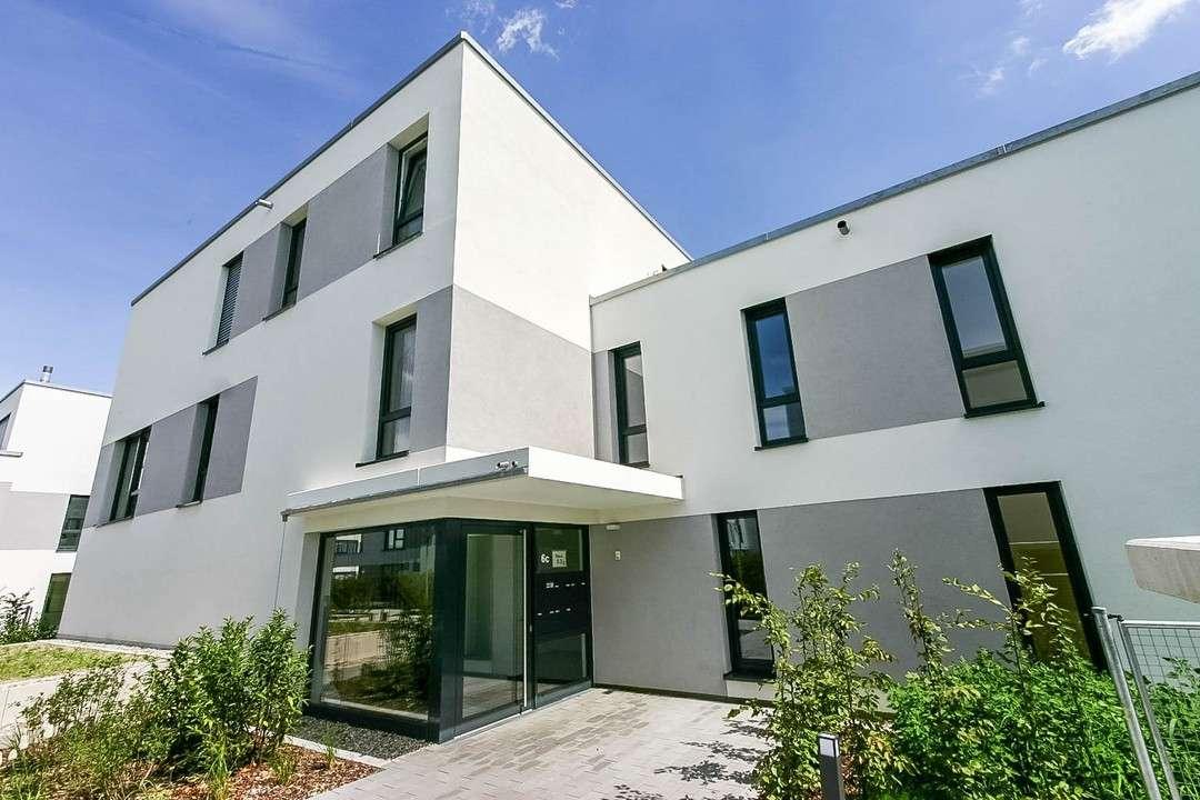 Moderne 2-Zimmer-Wohnung im Schanzer Carree in Südost (Ingolstadt)