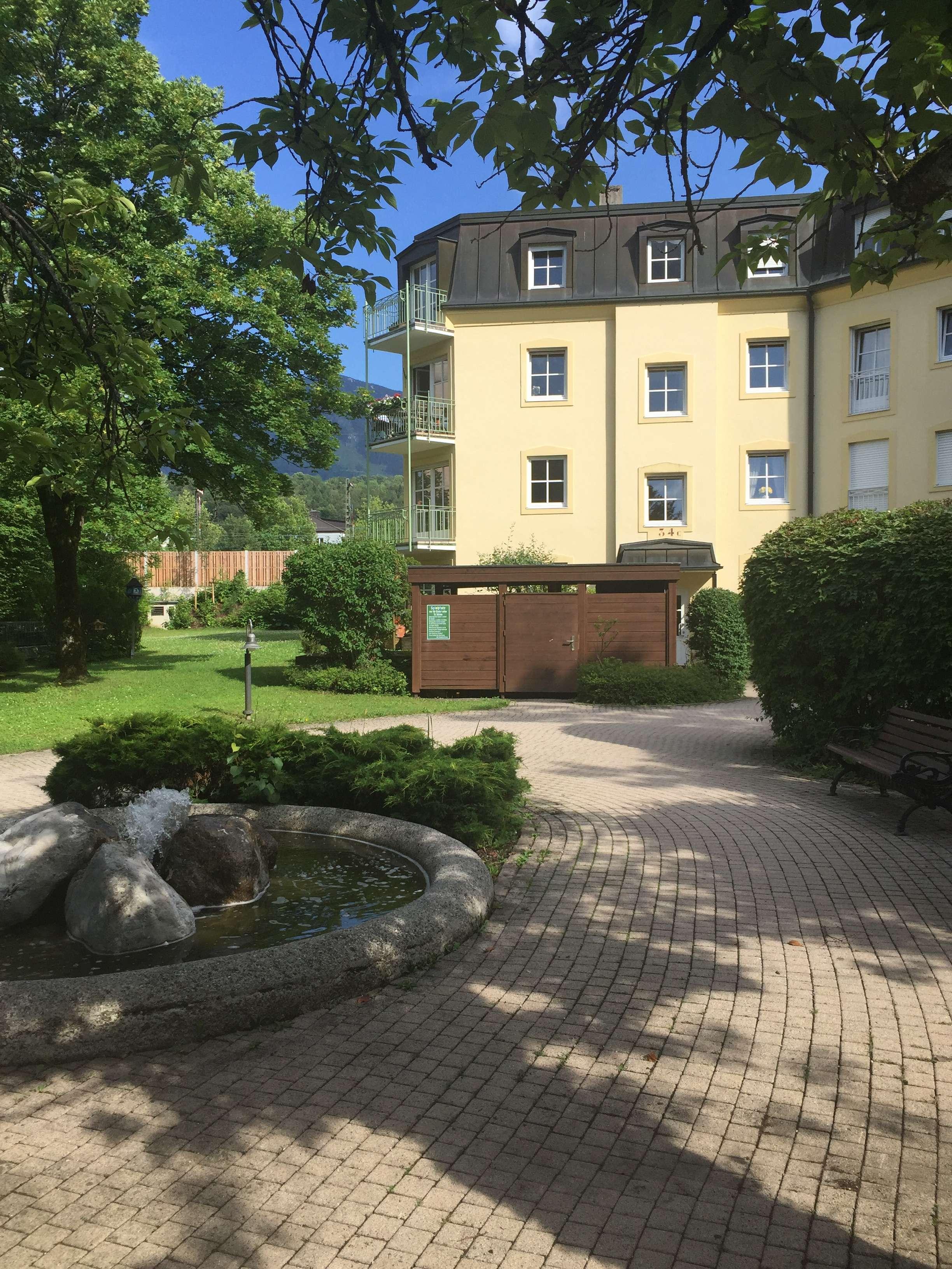 Schöne zwei Zimmer Wohnung in Berchtesgadener Land (Kreis), Bad Reichenhall