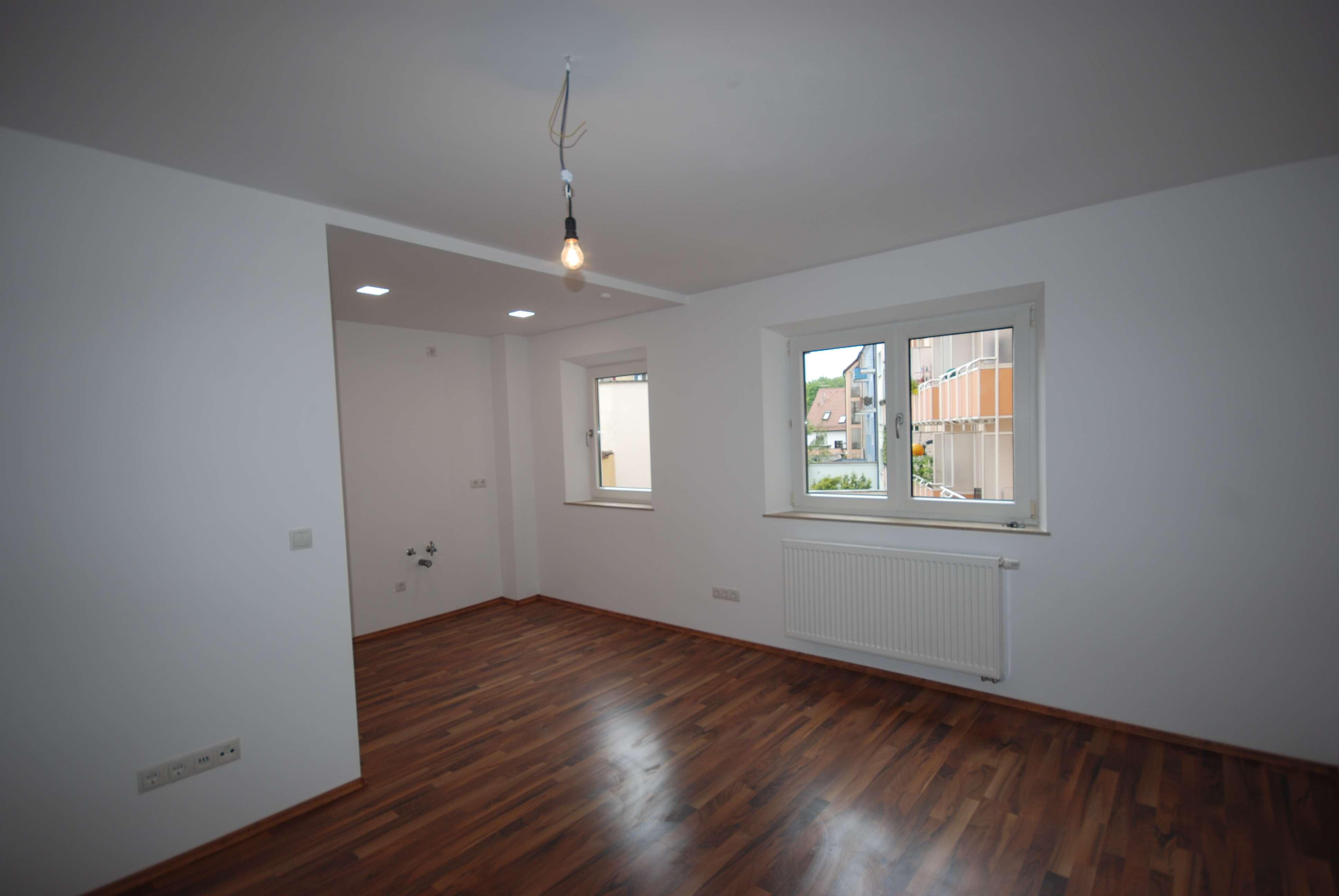 Gemütliche 1- Zimmer-Wohnung in St. Johannis-komplett saniert in Sandberg
