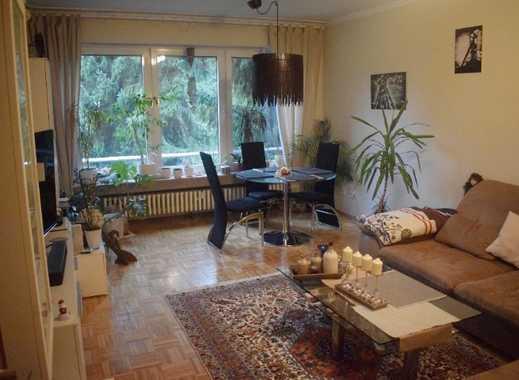 Drei-Zimmer-Wohnung mit schönem Ausblick und Balkon in MG-Windberg