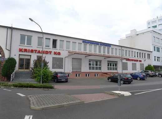 **PROVISIONSFREI: LAGER- PRODUKTIONSFLÄCHE (ca. 1.300 m²) IN BOCKENHEIM ZU VERMIETEN**