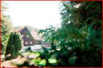 Mühlenanwesen und Hotel am See