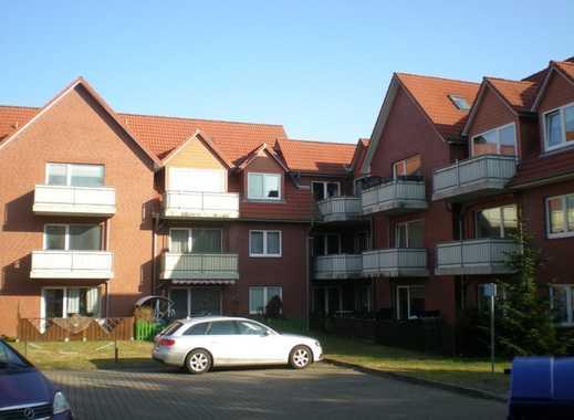 1-Zi.-Appartement mit zusätzlichem Schlafboden und Balkon im Ribnitzer Scheunenweg zu vermieten