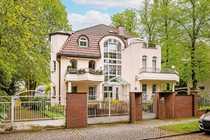 Wunderschöne Wohnung mit Garten und