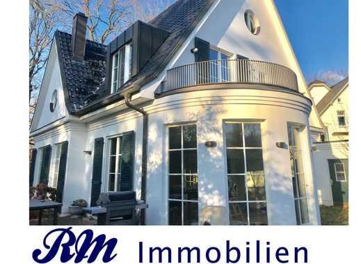 --- Villa auf parkähnlichem Grundstück in Köpenick---