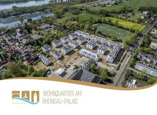 "PENTHOUSE - NEUBAU ERSTBEZUG im ""Wohnquartier am Rheingaupalais"" 060/K22-0201"