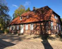 Fachwerkhaus im begehrten Müden