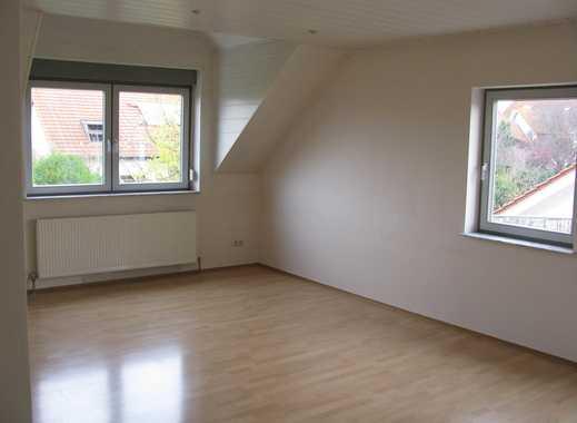 100qm Maisonette Wohnung mit Balkon + 35qm Dachstudio