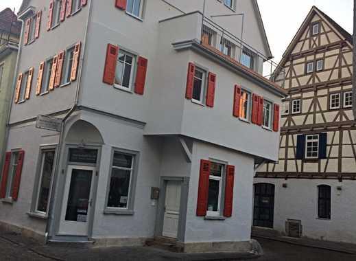 Traumhafte 3-Zi-Wohnung in Reutlinger Altstadt, befristet auf ein Jahr