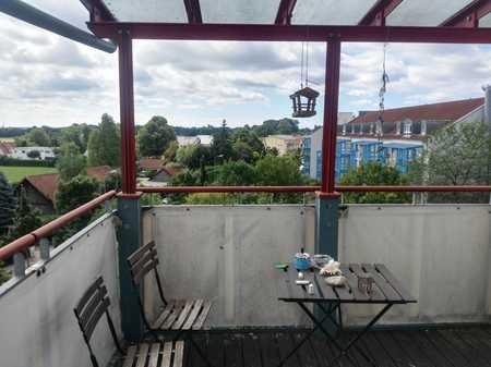 Moderne und helle vier Zimmer Wohnung in Freising-Lerchenfeld in Freising