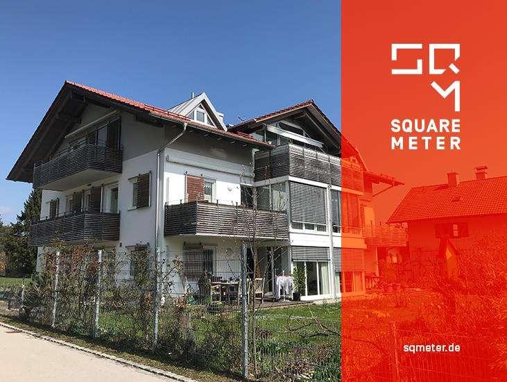 Moderne Dachterrassen-Wohnung // Prien am Chiemsee