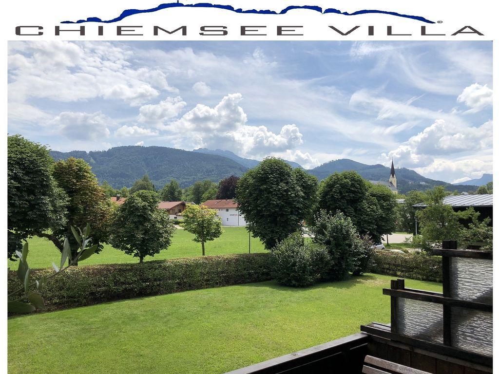 Chiemsee Villa Immobilien.