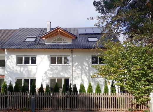 Luxuriöse Neubau-Maisonettewohnung mit Süd-Dachterrasse