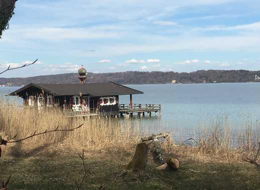 Haus mit Steg und Bootshaus - Ihr Wohntraum am See-