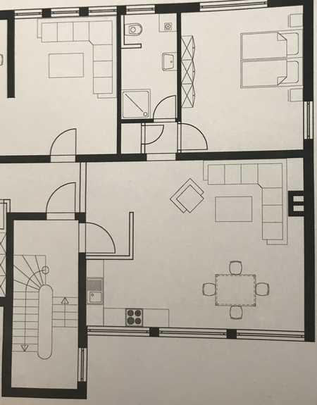 Erstbezug: neue 2-Zimmer-Wohnung mit Balkon in Nürnberg in Zerzabelshof (Nürnberg)