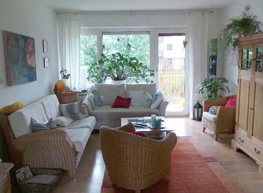 Schöne, gepflegte 4-Zimmer-Wohnung mit Balkon, Gartennutzung & Stellplatz - Wenige Minuten zur City!