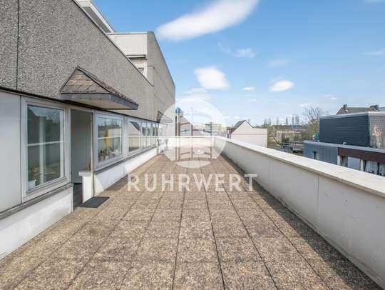 von Stadtkern | Helle Büroräume mit Dachterrasse!