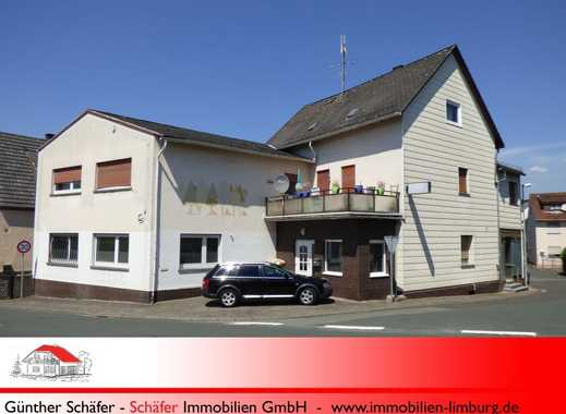 Mehrfamilienhaus mit mehreren Wohneinheiten möglich, Werkstatt u. Nebengebäude