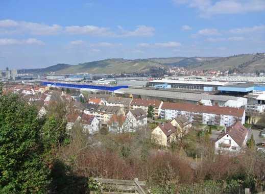 Stuttgart-Hedelfingen: Gartengrundstück (Hanggrundstück)