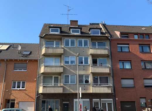 -Aufstrebende Lage- Mehrfamilienhaus mit Potential in Düsseldorf-Heerdt *PROVISIONSFREI*