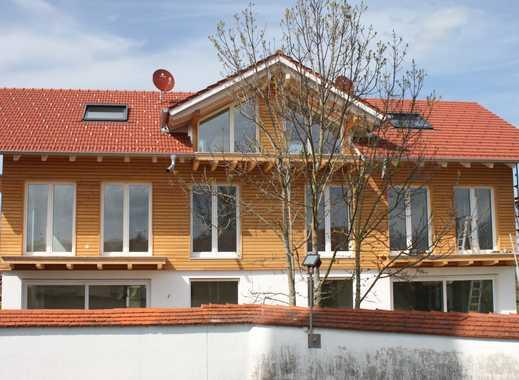 Ellbach bei Bad Tölz, Erstbezug, sehr großzügige Doppelhaushälfte in herrlicher Umgebung