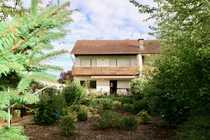 Ansprechende Doppelhaushälfte mit wunderschönem Grundstück