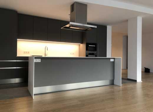 Wohnen am Arndthaus Neubau Zimmerwohnung mit Rheinblick
