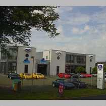 Bild IPA-Große Gewerbefläche-Autohaus mit Werkstatt,Ausstellungshalle,Waschstraße,Büroräumen & Wohnung