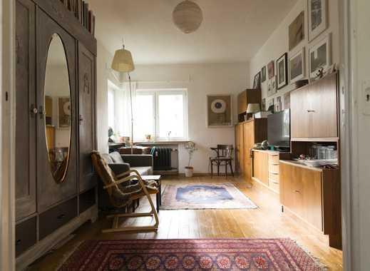 Gepflegte 4-Zimmer-Hochparterre-Wohnung mit Balkon in Bremen