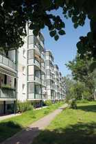 3-Raum Wohnung mit Wanne Balkon