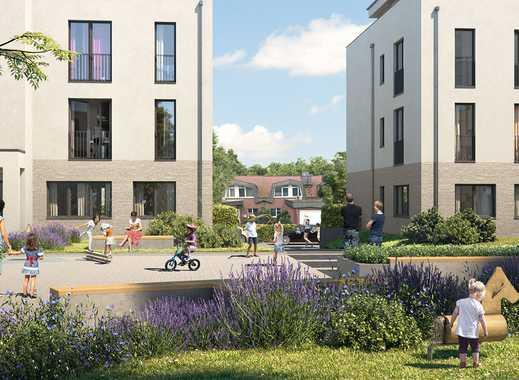 Ein Wohntraum für die ganze Familie - Eigentumswohnung mit Dachterrasse in Duisburg