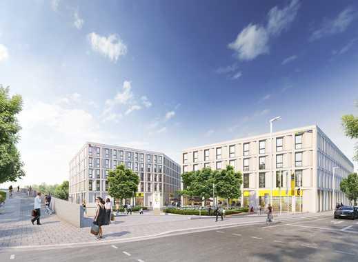 126 m² exklusive Gastronomiefläche im Dörnbergforum im neu entstehenden Stadtquartier Das DÖRNBERG.