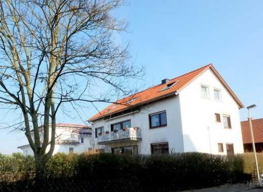Helle, modernisierte 2 ZKB-Wohnung in Saulheim