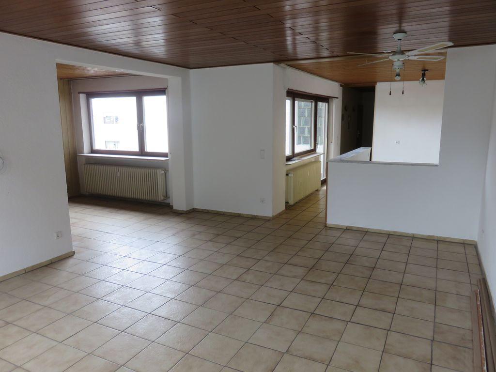 Wohnung 68519 Viernheim Geräumige Wohnung150qm über 2 Etagen, 2 ...