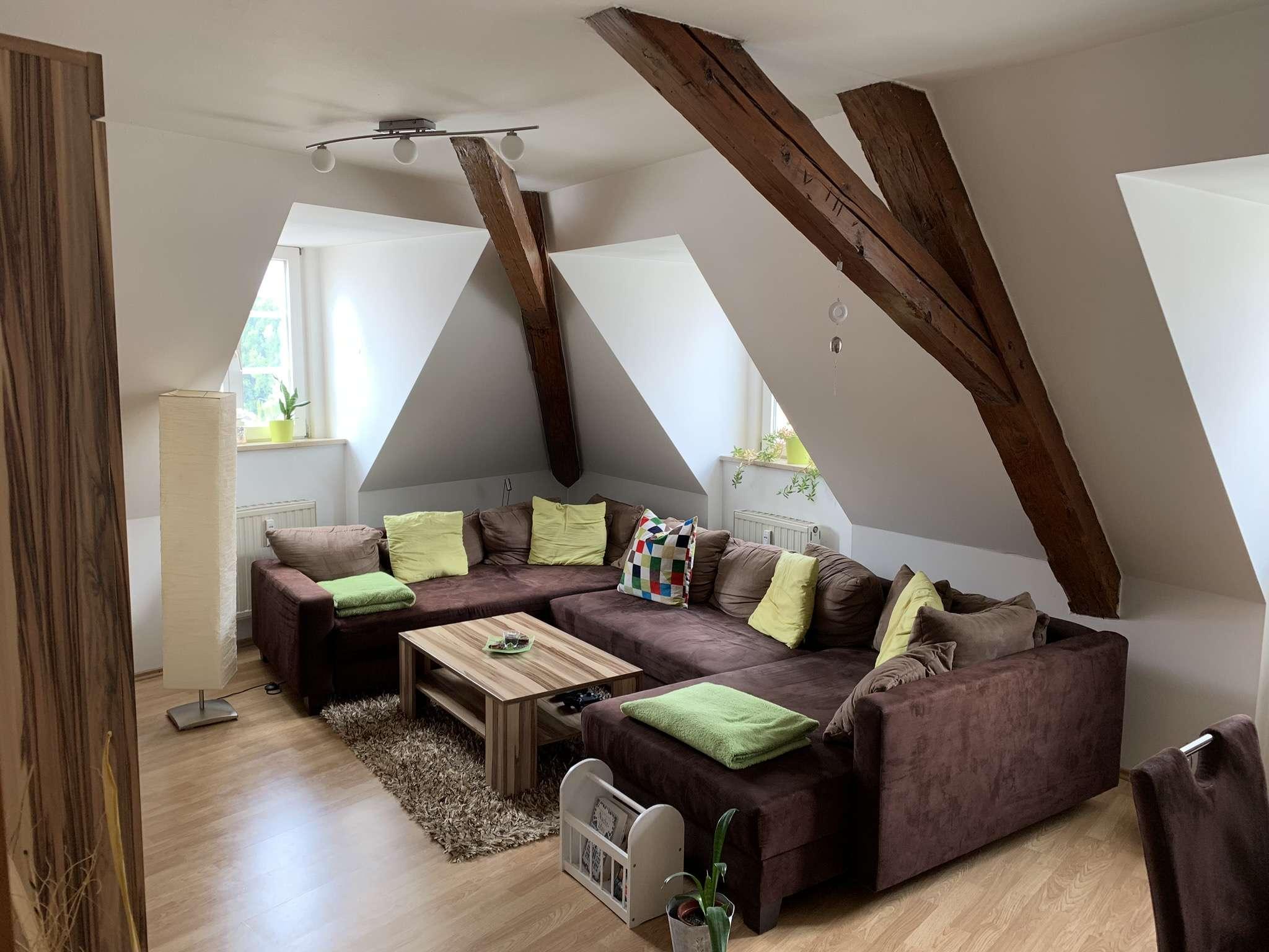Gepflegte 2,5-Raum-Wohnung im Herzen von Straubing in