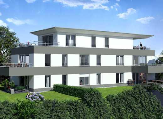 ++ Neubau: hochwertig ausgestattete Obergeschosswohnung mit großem Balkon! ++