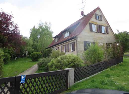 Schönes Einfamilienhaus mit fünf Zimmern in Erlangen-Höchstadt (Kreis), Eckental zu Vermieten