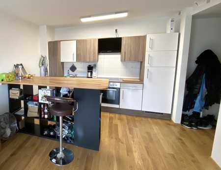 Neuwertige 2-Zimmer-EG-Wohnung mit Balkon und Einbauküche in Ingolstadt in Nordost (Ingolstadt)