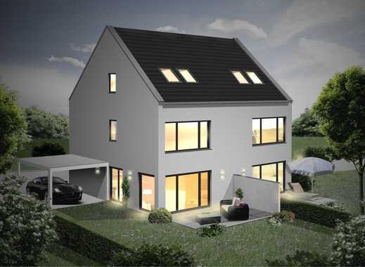 Moderne Doppelhaushälften in ruhiger Lage in Wolkersdorf