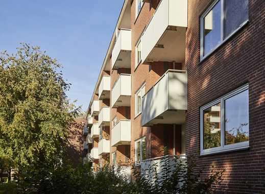 *Frisch modernisierte Wohnung im Bremer Süden*