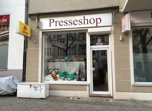 Presseshop/Zeitungsladen/Kiosk mit Lotto und DHL zu verkaufen