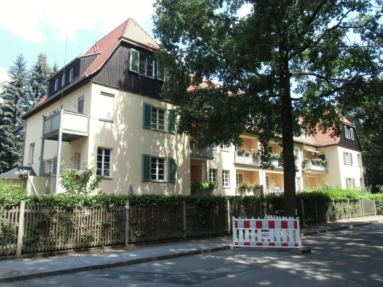 Wohnen in bevorzugter, ruhiger und grüner Lage in Radebeul - Wohnung zum Kauf in Radebeul
