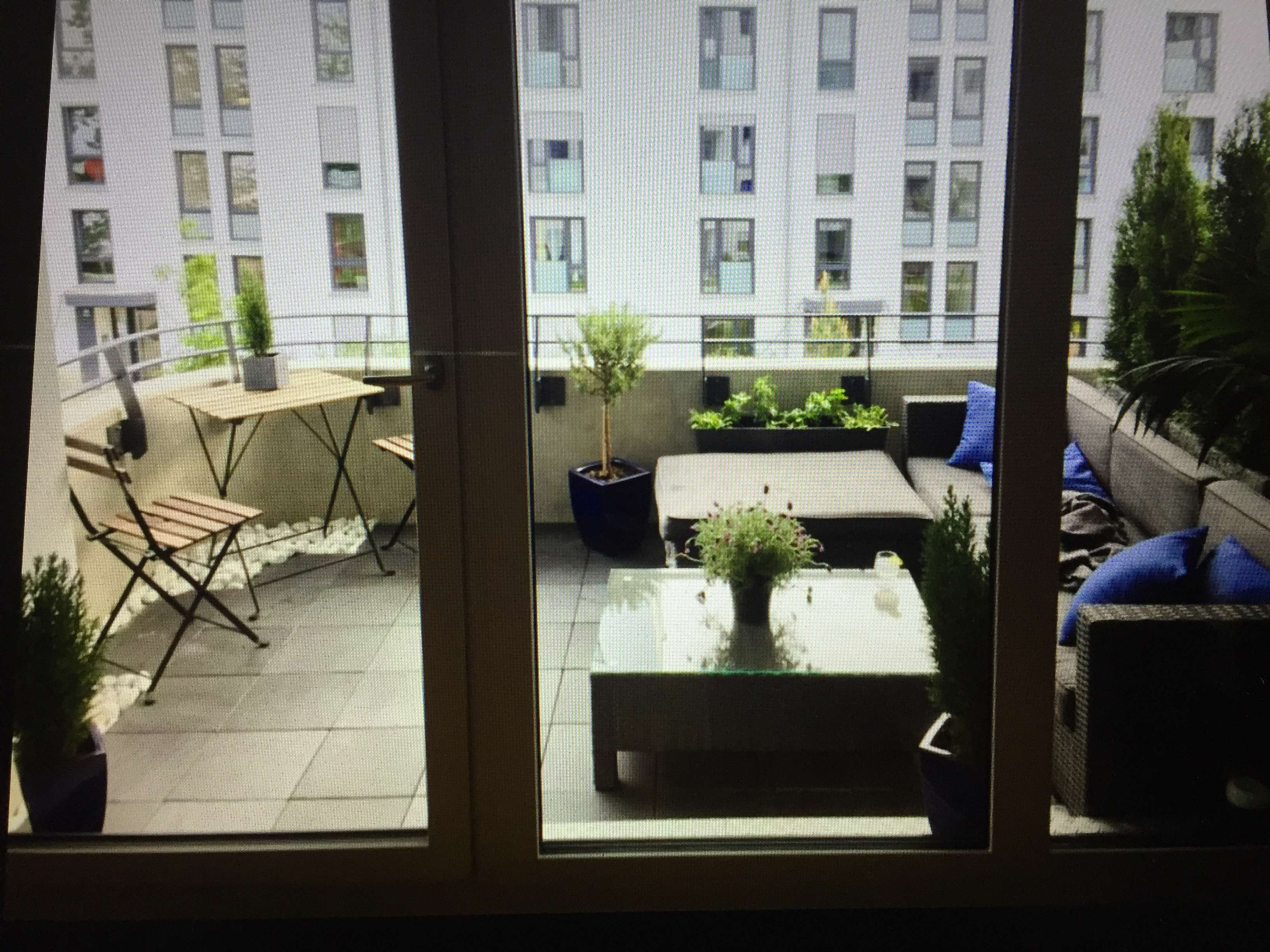 Wohnung mit Balkon und EBK in Unterschleissheim in Unterschleißheim