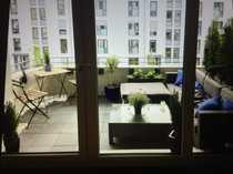 Wohnung mit Balkon und EBK