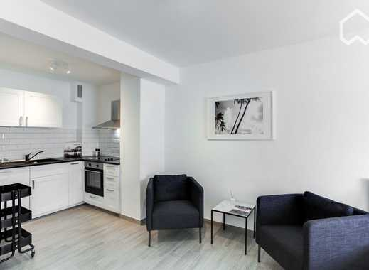 Neues, modernes Apartment im Stadtzentrum von Leverkusen (optionaler Parkplatz &  nahe Hauptbahnhof)