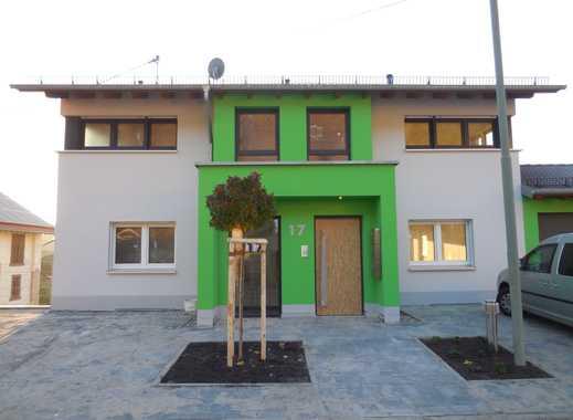 Top Neubau Wohnung 4 ZKB zentr. ruhige Lage geringe Heizkosten Terrasse und Gartennutzung