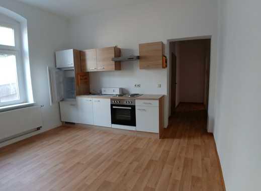 EG-Wohnung mit neuer Einbauküche