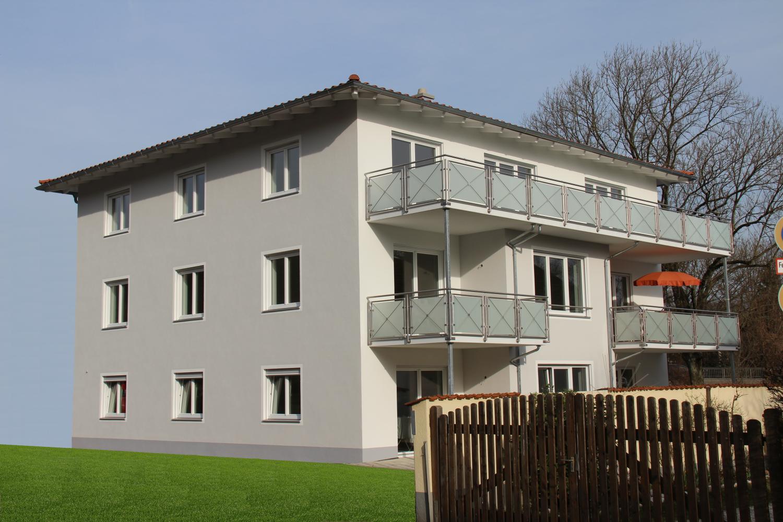 Hochwertige 3-Zimmer-Wohnung in attraktiver Lage Trostbergs