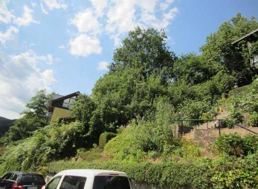 Schönau bei Neckarsteinach , schöner Bauplatz am Hang mit Fernsicht, 604qm für EFH, DH
