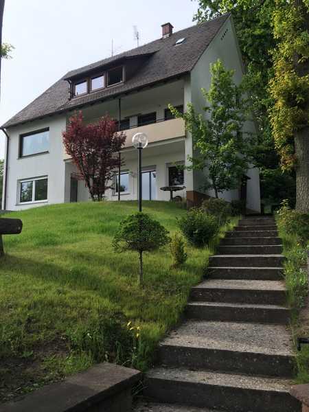4-Zimmer-Wohnung im Grünen in Veitsbronn
